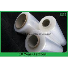 Película extensible de LLDPE de plástico a prueba de humedad Good Tensile Strength