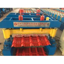 IBR Glazed Tile Sheet Making Forming Machine