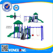 ASTM Approved Tube Playground