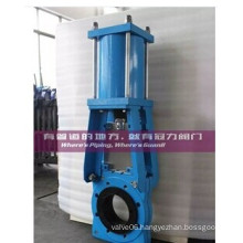 Heavy Duty Industrial Knife Gate Valve