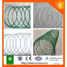 2016 Hot sale Used galvanized barbed wire for sale/PVC coated barbed wire