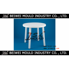 Moule de table de jardin d'OEM en plastique d'injection