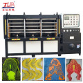 Plastic Shoes Vamp Press Molding Machine