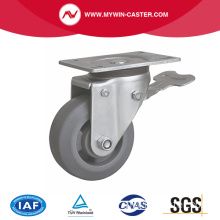 Hi-Steam 5 pouces 200Kg Rigid HP Caster