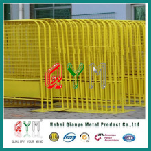 Qym- Temporary Treasury Fence