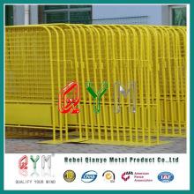 Qym- Temporary Treasury Fence