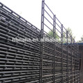5/6/5 Double rod welded wire fence / twin wire fence / double bar fence