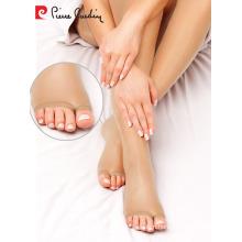 Pierre Cardin OEM Women's 15 Denier Lycra Fingerless Sheer & Open Toe Tights Pantyhose 3 Colors