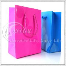Saco de compras de papel (KG-PB046)