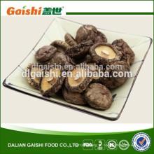 cogumelo de shiitake secado liso de alta qualidade