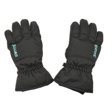 Solid Color Delicate Technology Waterproof outdoor glove Snowboarding Ski Gloves