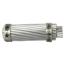 Fio de fio de aço revestido de alumínio ASTM Acs padrão para linha de transmissão de longo alcance