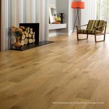 UV Lacquered Ab Grade Engineered White Oak Wood Flooring