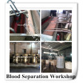 Machine de sang de cheval avec la conception d'acier inoxydable
