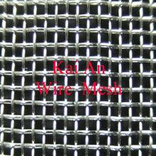 Malla de alambre de platino puro
