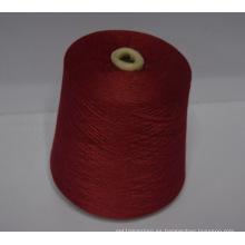 Ab205 hilo de hilo de coser de poliéster al por mayor conductivo