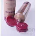 Kosmetische Plastikröhre 200ml für die Hautpflege
