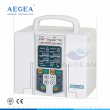 AG-XB-Y1200 hospital syringe double channel portable infusion pumps
