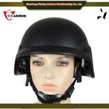 Heiße verkaufenprodukte Ballistic Gesichts-Schildart und weise ballistischer Sturzhelm