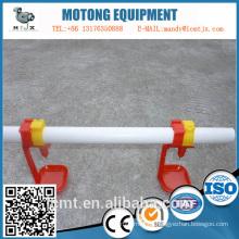 línea de agua de cultivo de pollo tubería de agua automática de tubo de PVC