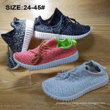 2016 Классический Дешевые Инъекции Унисекс Воздухопроницаемый Flyknit Не Случайные Спортивная Обувь
