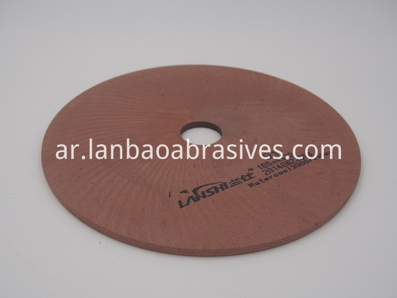 BD polishing engraving wheel V4mm