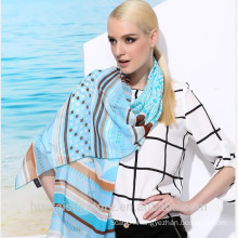 2015 new products spanish silk shawls and scarves