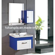 Gabinete de baño de PVC / vanidad del cuarto de baño del PVC (KD-305A)