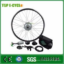 Jogo bonde da conversão do motor da bicicleta do motor do cubo do watt da PARIDADE / OEM 36V com bateria