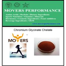 Chélate de glycate de chrome à haute qualité