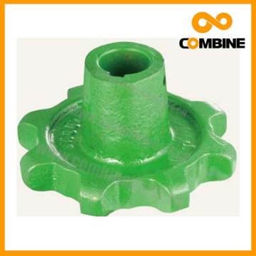 John Deere Sprocket замена частей 4 c 1019 (JD H108576)