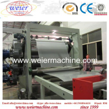 High Automatic PP PE PS ABS Plastic Sheet Single Screw Extruder Production Machine From 15 Years Factory