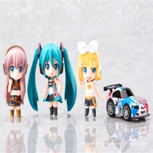 Wholesale High Quality Cheap Fashion Girl Vehicle Vinyl Mini Plastic Car Toys