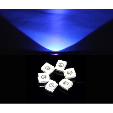 400nm Ultraviolet LED 3528 UV SMD-lampor
