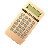 10 digit dual power calculator aluminum surface pocket calculator with solar power