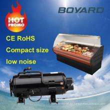 piezas de congelador comercial r22 r404a compresseur horizontal Descripción para equipos de refrigeración de supermercado