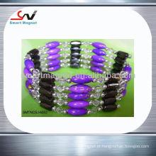 Jóias magnéticas de polimerização hematite personalizadas