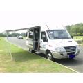 Voiture de tourisme Iveco 4X2