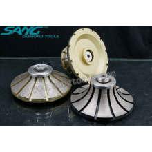 China Manufacture Diamond Profiling Wheels (SA-046)