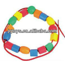 girl toy threading toy