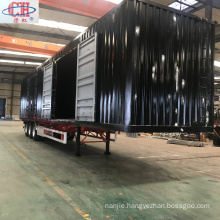 Customizable 40000 kg Total Mass Container Semi-trailer