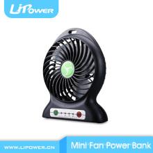 Hand wiederaufladbare Lüfter portable Fan Mini-Fan mit Batterie