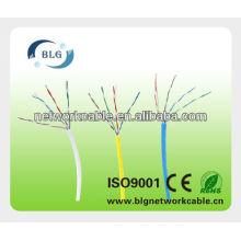 UTP CAT 5e lan cable passed FLUKE test