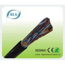 Cable de teléfono de par trenzado de fábrica