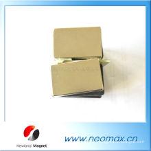 Aimant générateur de néodyme haute performance pour générateur magnétique