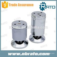 Perna de mesa de metal ajustável RSL-117