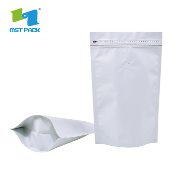 plastik Stand up pouches packaging dengan ziplock