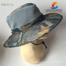 Moda militar militar boonie bush bush selva sombrero sombrero tapa caminar pesca camo sombrero