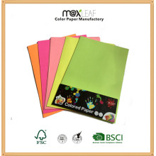 A4 Fluorescent Color Paper