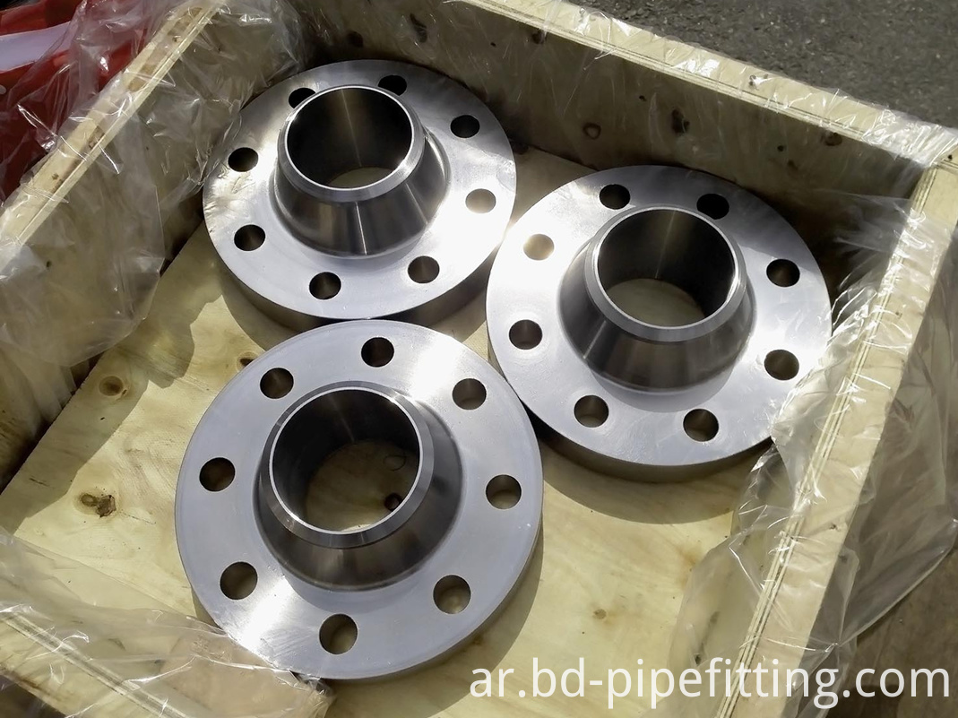 ASTM A350 Forged Blind Flange, PN50, RF